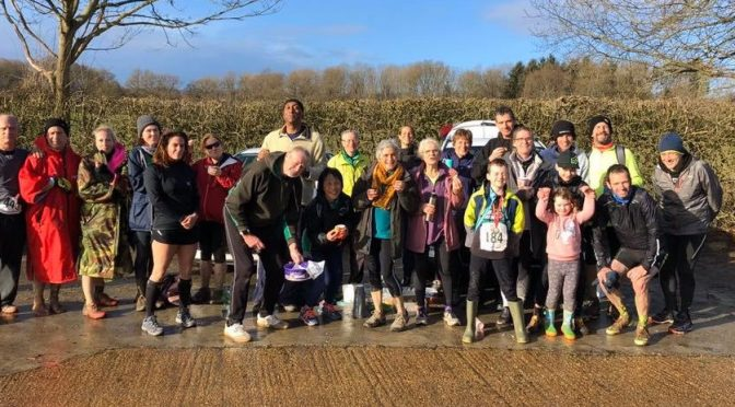 A muddy but successful weekend for Hastings Runners