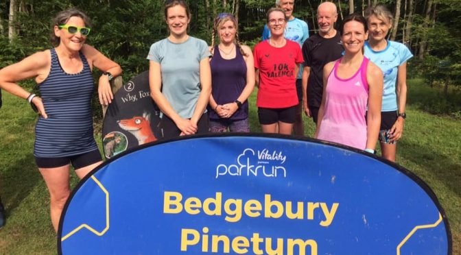 Hastings Runners Weekend Round Up – 14/15th August